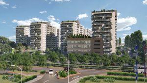 Constructorul Palladium Residence ridică Hils Pallady Apartments
