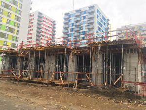 A doua etapă a complexului rezidenţial din Şoseaua Morarilor - în derulare