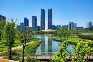 China construieşte oraşe verzi, dar găseşte greu rezidenţi