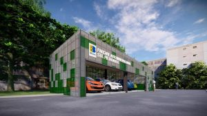 Parcări smart, de 100.000 de euro, în Buzău