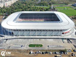 Bijuteria din Ghencea, stadionul Steaua aşteaptă inaugurarea
