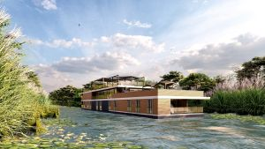 Flotelul - cea mai nouă tendinţă în turismul sustenabil