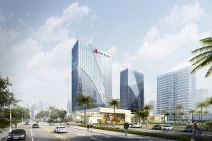 Marriott deschide un nou hotel în Fuzhou, China