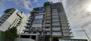 139 de apartamente de pe strada Nicolae Caranfil din Capitală, în modernizare