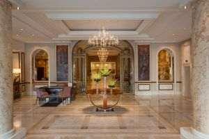 Hotelul Athenee Palace Hilton va intra în renovare