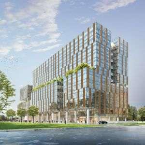 One United Properties a încheiat un acord de finanţare de 78 de milioane de euro pentru proiectul One Cotroceni Park