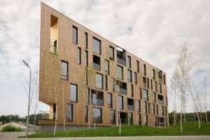 Locuinţele disponibile în proiectul LOFT green apartments sunt vândute aproape integral