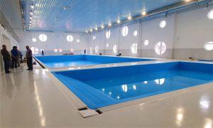 Bazin didactic de înot